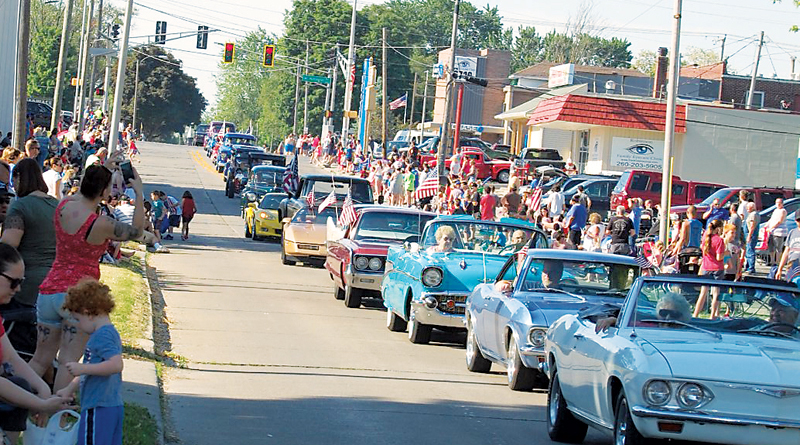 ANNUAL WAYNEDALE MEMORIAL DAY PARADE CANCELED