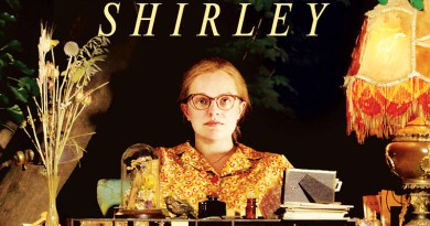 """""""SHIRLEY"""" OFFERS AN EERIE LOOK AT FAMED HORROR AUTHOR, SUPPORTS CINEMA CENTER – At The Movies With Kasey"""