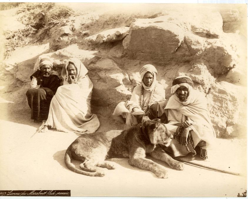 Algeria tribesmen