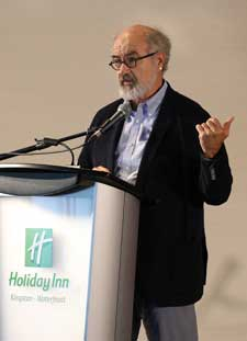 Wayne Grady at Kingston WritersFest