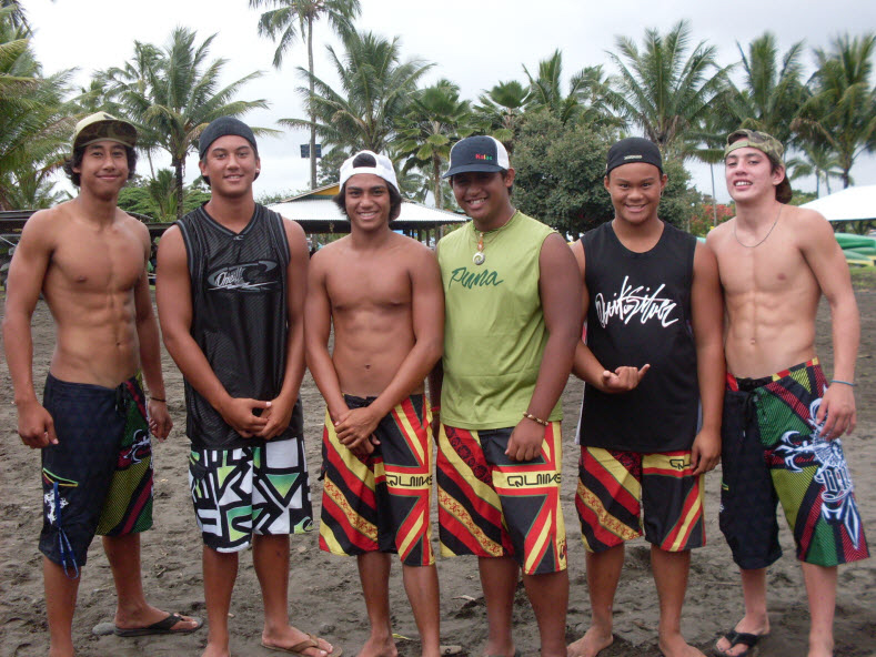 Puna Boys 14 looking to repeat as state canoe paddling champions