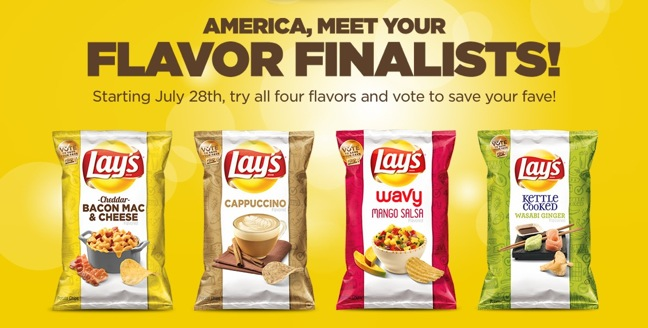 Lays Do Us A Flavor image courtesy of Potato Pro