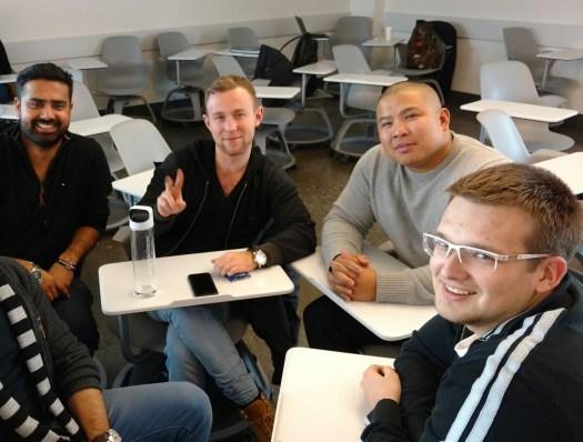 In Class