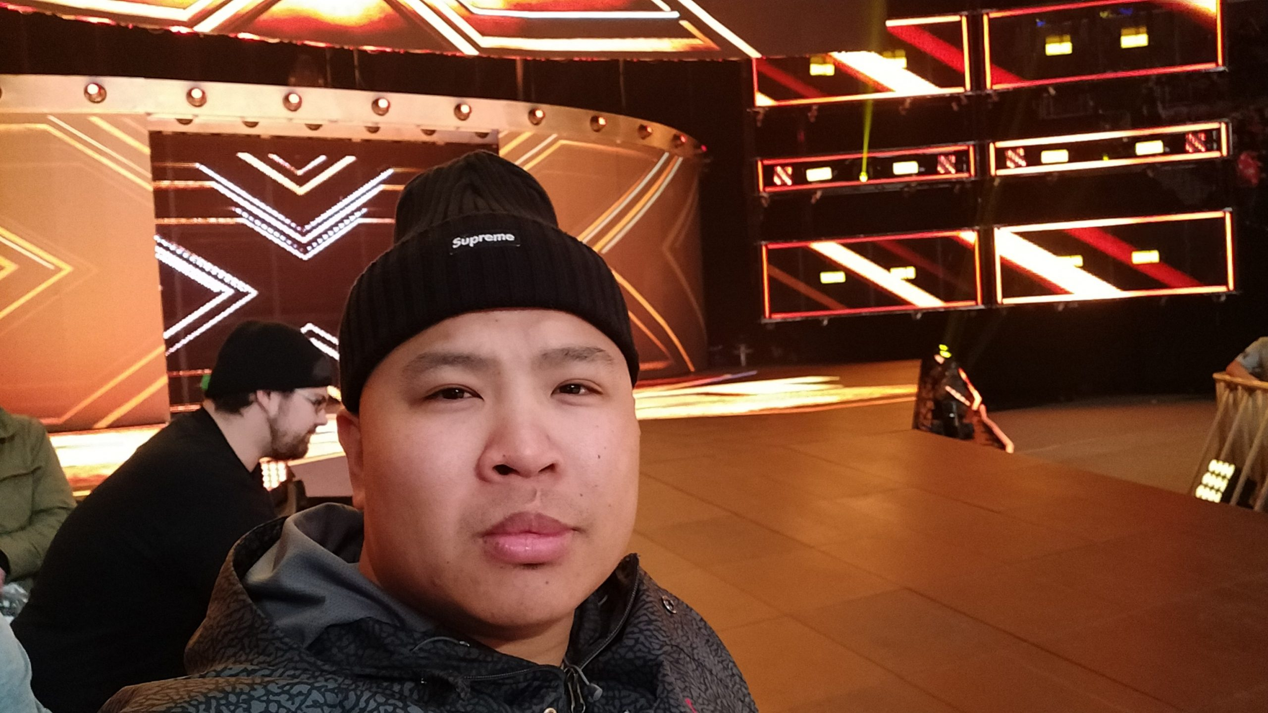 8th row ringside seat view at NXT TakeOver: New York inside Barclays Center