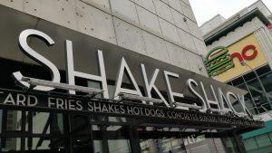 Shack Shack never fails.