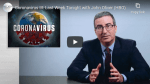 John Oliver's Last Week Tonight, Coronavirus & Trump