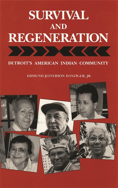 Survival and Regeneration: Detroit's American Indian Community Image