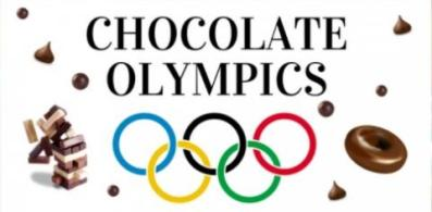 Image result for chocolate olympics