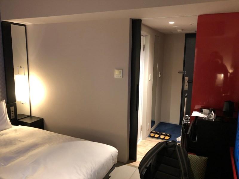 京都御池麩屋町 RESOL TRINITY 飯店住宿體驗