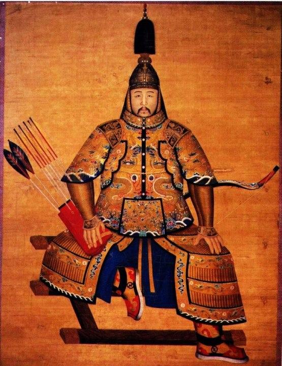 armoured yongzheng