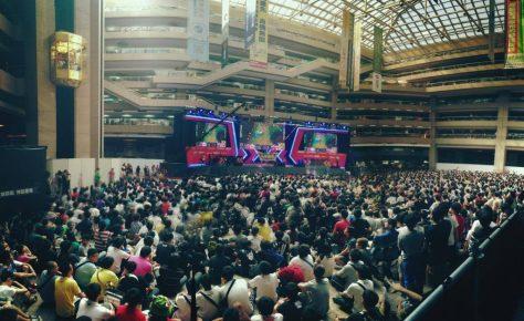 2012 G1 電競大賽 世貿一館