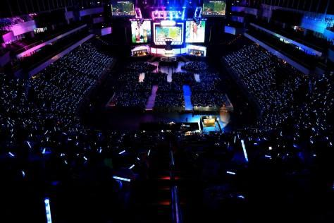 2013 GPL S3 台灣冠軍戰 台北小巨蛋 2