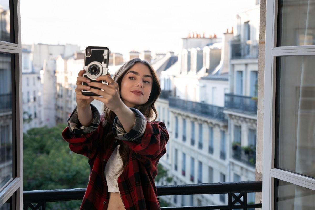 Emily in Paris map