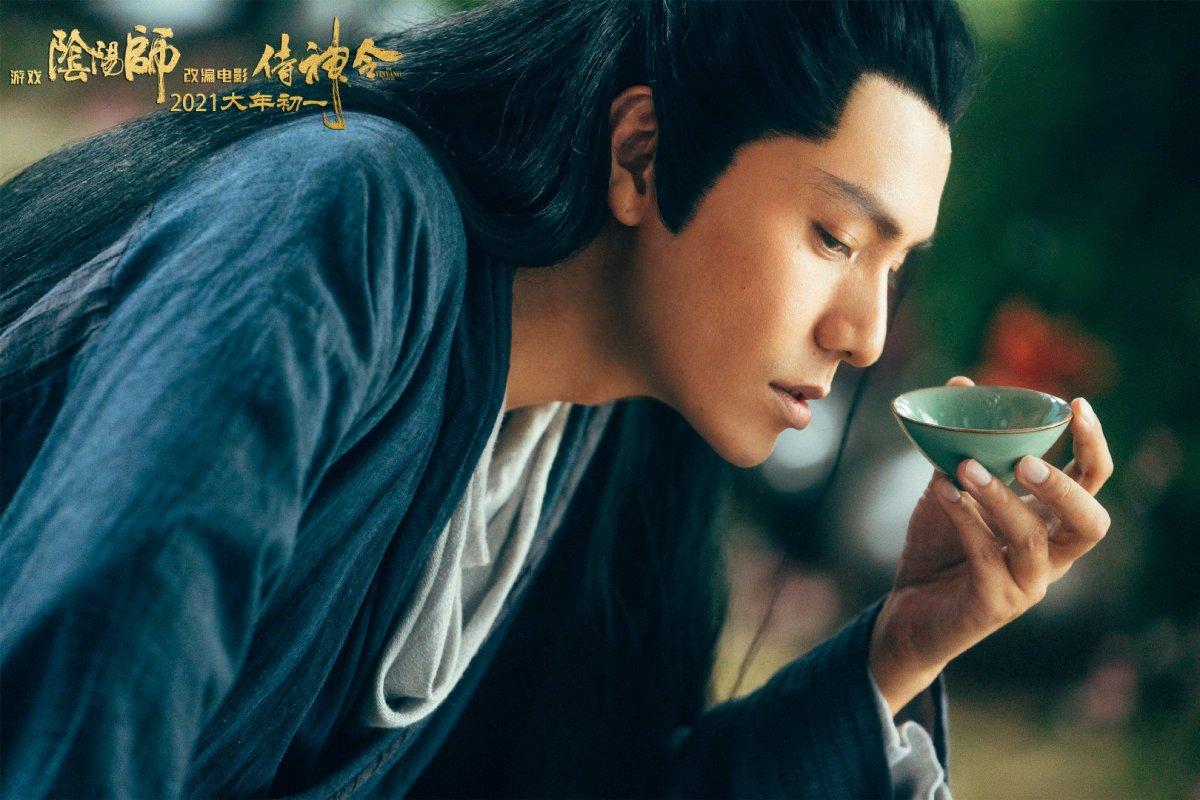 陳坤、周迅電影,陰陽師《侍神令》全球獨家播映權由 Netflix 取得