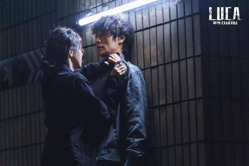 韓劇《L.U.C.A:物種起源》介紹與 EP1 劇情概要及心得
