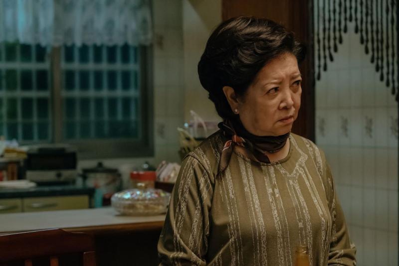 20201014威視電影《孤味》劇照01 陳淑芳飾演內斂、堅毅的台灣傳統母親
