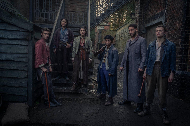 Netflix《貝克街游擊隊》介紹與預告,影集將於 3 月 26 日上架