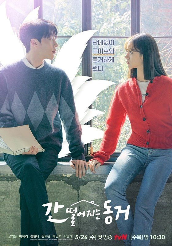 韓劇《我的室友是九尾狐》介紹,5 月由愛奇藝獨家播出