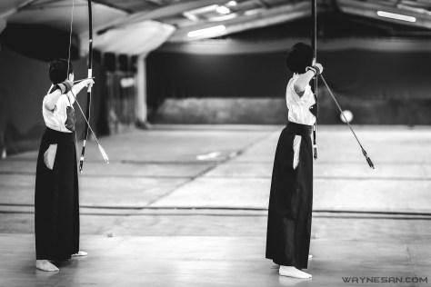 在家如何練弓道?也許可以嘗試 SPECIFIC PHYSICAL TRAINING