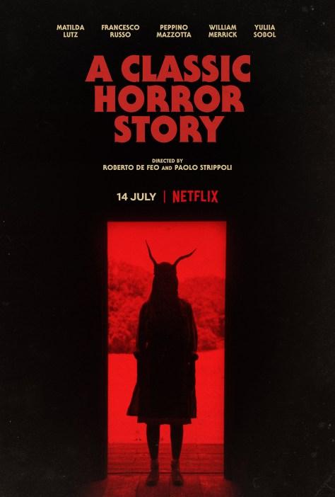 義大利恐怖電影《經典恐怖故事/典型恐怖故事》將於 7 月 14 日在 NETFLIX 上架