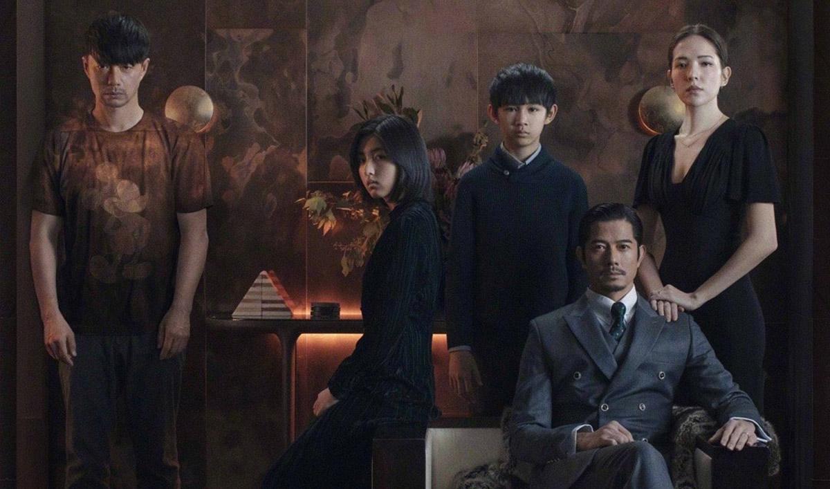 郭富城、許瑋甯電影《秘密訪客》評價,每個家庭都有秘密