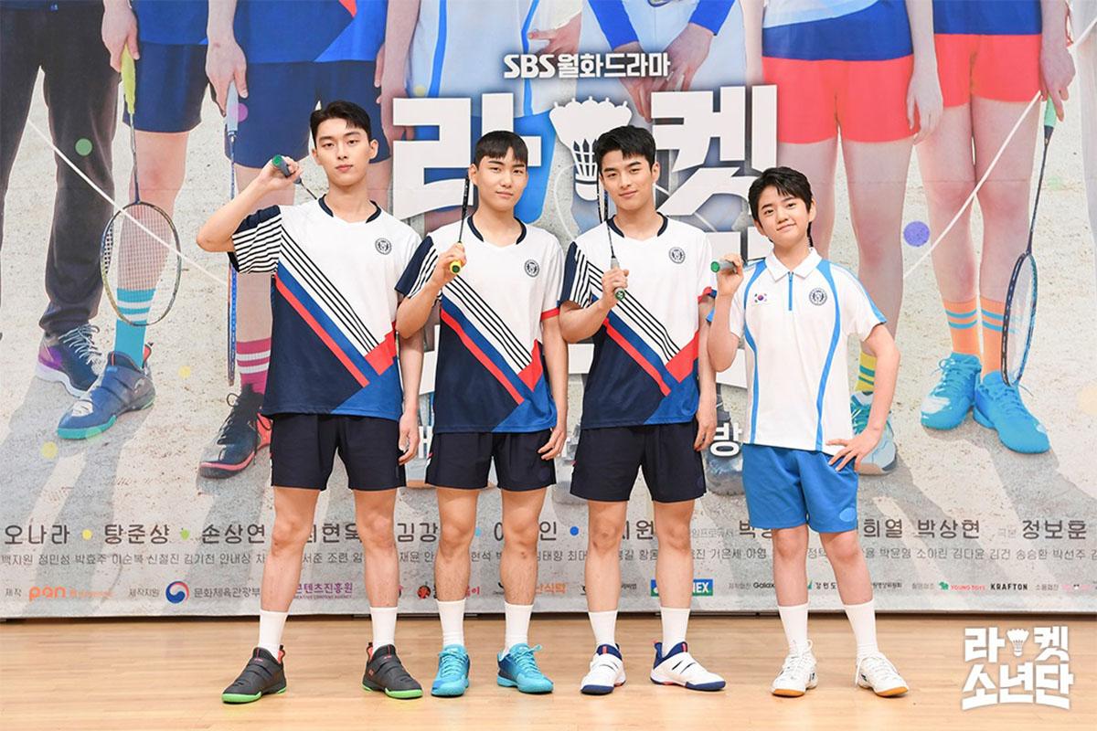 NETFLIX 韓劇《羽球少年團/RACKET少年團》EP1 劇情概要與心得,夢想之日