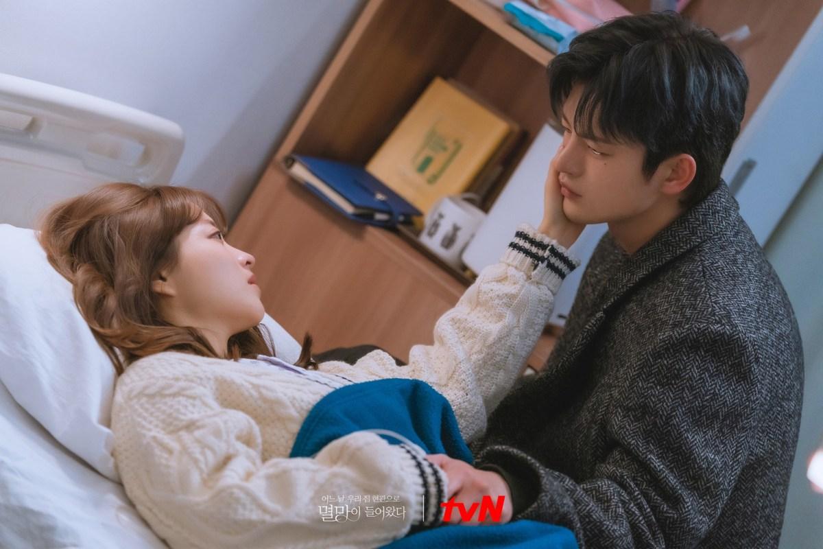 韓劇《某一天滅亡來到我家門前》EP13 劇情與心得,你怎麼可以忘記我