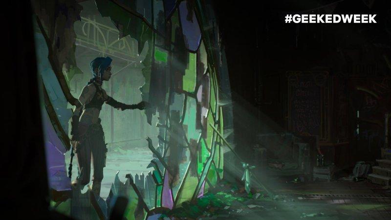 NETFLIX 公佈英雄聯盟《奧術》、《獵魔士》等最新預告,「非常癮迷週」第5天回顧
