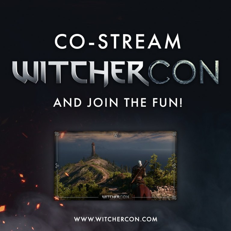 獵魔士大會(WITCHERCON)凌晨登場,由 NETFLIX 與 CD PROJEKT RED 共同舉辦