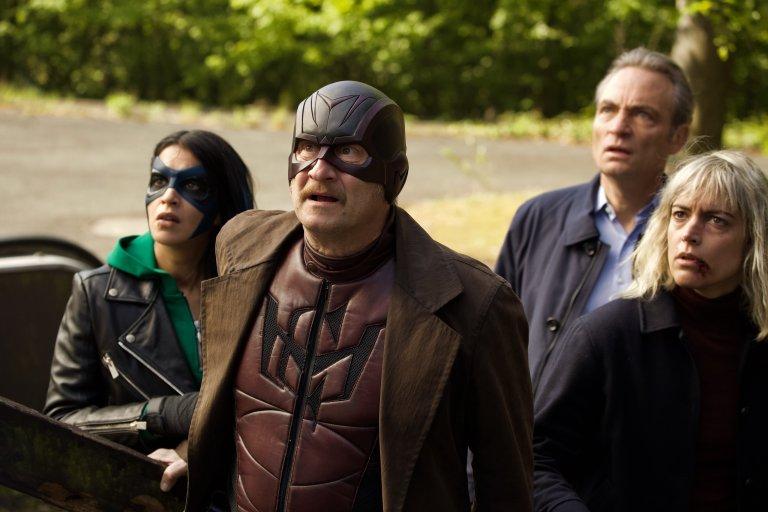 NETFLI 電影《超能世界》評價與心得,缺乏電影感的超能作品