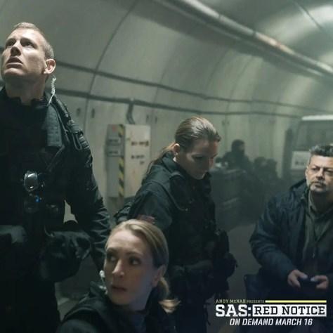 SAS:黑天鵝崛起 5