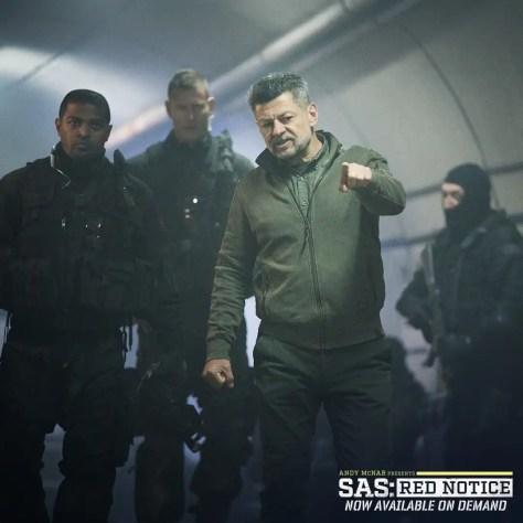 SAS:黑天鵝崛起 7