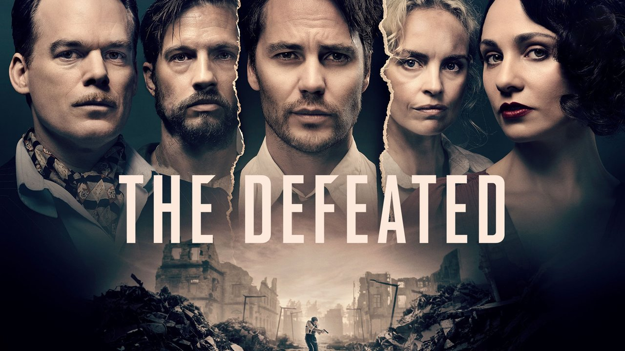 Netflix 影集《敗戰之都》評價與心得,戰爭結束了,德國人從未如此快樂