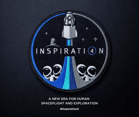 歷史轉捩點《壯遊倒數:INSPIRATION4 平民太空任務》,9 月 15 日飛出地球