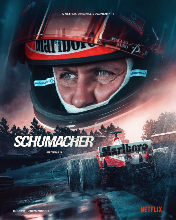 Netflix 紀錄片《車神舒馬克》,法拉利車迷永遠記得的黃金歲月