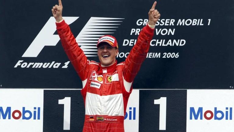 Schumacher 8