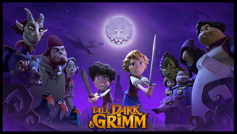 暗黑格林童話 1