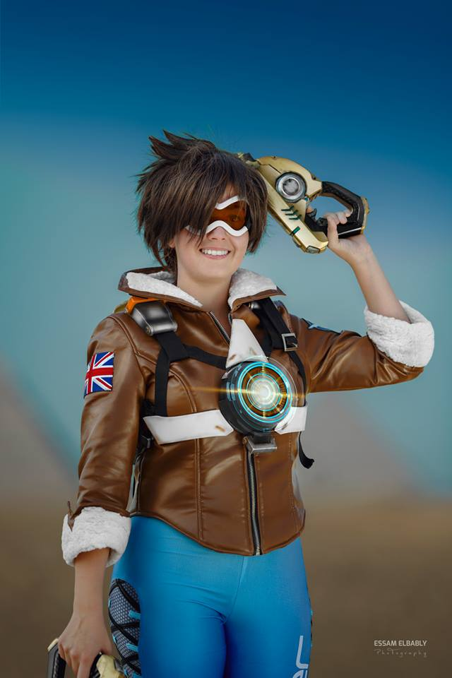 Blue Tracer