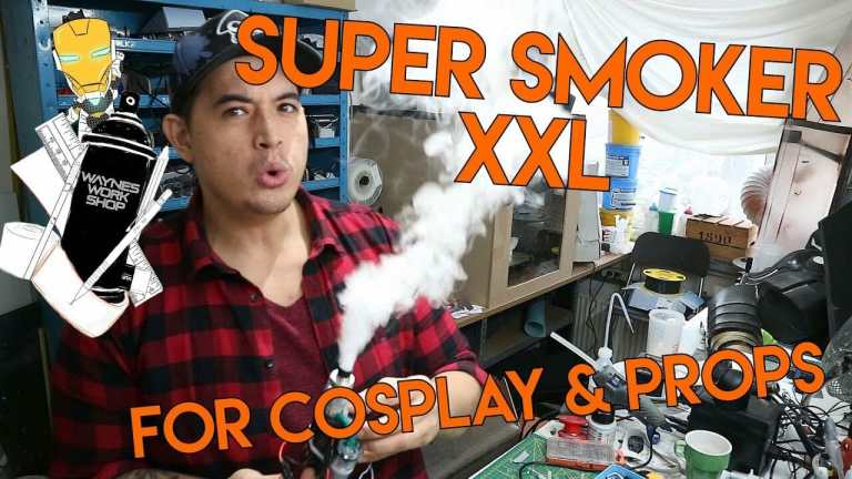 YouTube Super Smoke Machine Xxl For Your Co