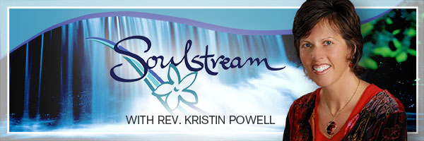 Soulstream with Rev. Kristin Powell:  Featuring Catherine Ann Jones