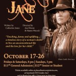 Catherine Ann Jones | Calamity Jane