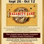 Catherine Ann Jones | Calamity Jane