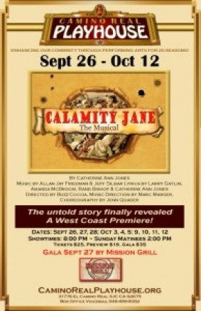 Catherine Ann Jones   Calamity Jane