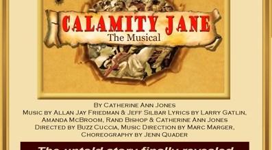 CALAMITY JANE RIDES AGAIN!