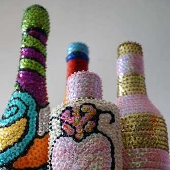 Wayome Upcycling bouteilles vaudou du bas