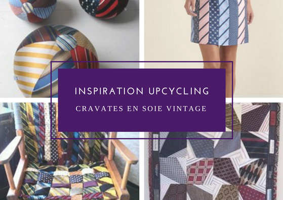Wayome Upcycling Inspiration upcycling cravates