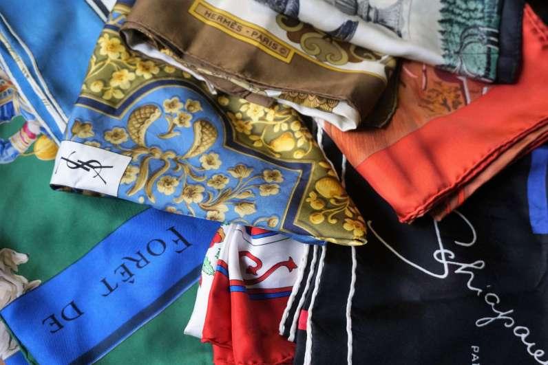 Wayome Upcycling de la soie et encore de la soie créateurs haute couture