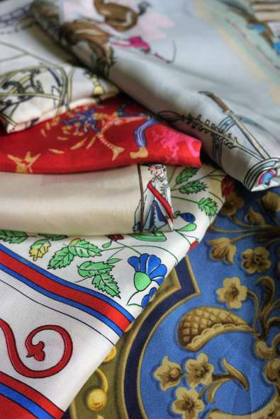 Wayome Upcycling de la soie et encore de la soie créateurs soie