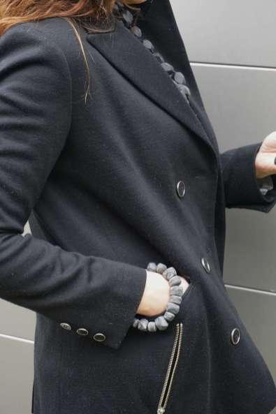 Wayome Upcycling une parure en corne main poche
