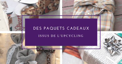 wayome upcycling des paquets cadeaux issus de l'upcycling image une